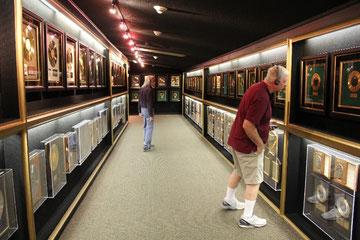 Foto Sammlung Goldener Schallplatten