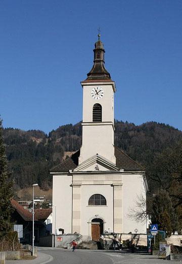Pfarrkirche St. Georg Satteins