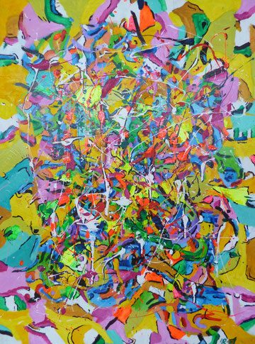 Carmina Banana, 2013 (115 x 90cm)