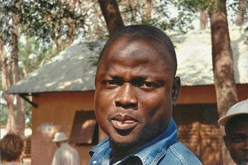 Adamou AKPANA en 2012.