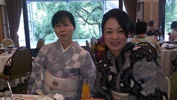 あゆみキモノ学院 下呂市着付け教室 七夕会