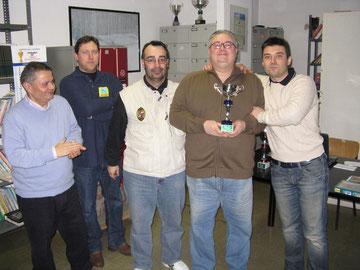 Migliore squadra: I Comunali di Pavia