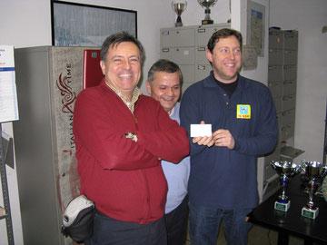 Ultimo classificato e vincitore della consueta basetta di Psiloi Libici: Andrea GALLI (WA.SP.)