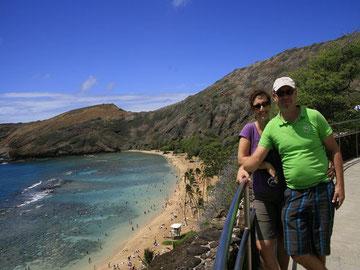 Auf Hawaii