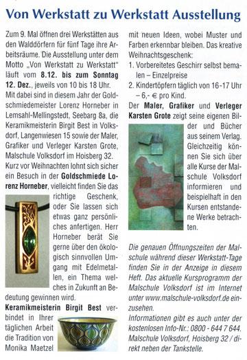 Hamburg Norost Magazin 11/2010