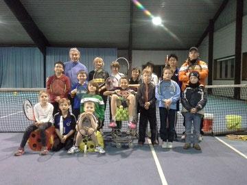 2. Woche Tenniscamp