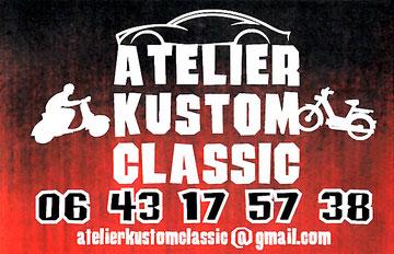 Réduction Atelier Kustom Classic Loisirs 66