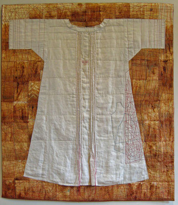 Hemd meiner Großmutter 120 x 105 cm