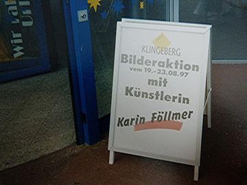 Ausstellung im Weserpark, Bremen.
