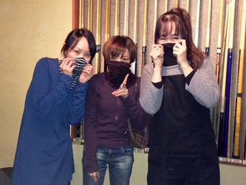 優勝の神奈川チーム。このポーズの意図はわかりません(笑)