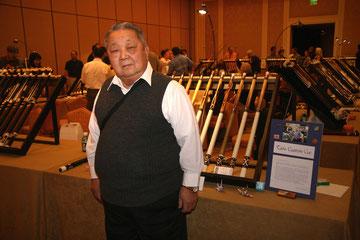 タッド・コハラ氏。2006年のICCSにて。撮影/K.Kagomiya