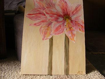 Rose Amarillis