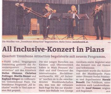 Bericht Blickpunkt Landeck, Ausgabe 09, Mi./Do., 27./28. Februar 2013