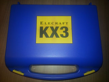 Elecraft KX3 Transportbox