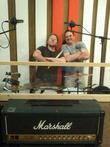 Huber&Hering -  kickin´ it like Bonham