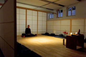 meditationsraum chan bern zentrum f r meditation. Black Bedroom Furniture Sets. Home Design Ideas