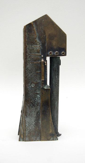 """ Postmoderne"", 1997, Bronze"