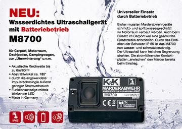 MArderschreck M8700