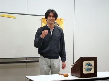 市川スマイルトーストマスターズクラブ 第54回例会1