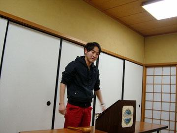 第55回市川スマイルトーストマスターズクラブ 例会5