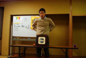 市川スマイルトーストマスターズクラブ 例会写真5