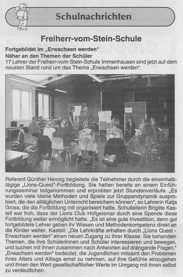 Espenauer Woche Nr. 39/2011