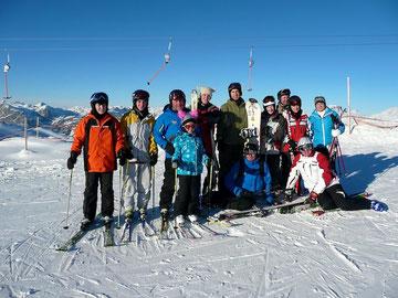 2011 Wintersportwoche
