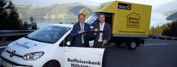 Foto: © Raiffeisenbank Millstätter See