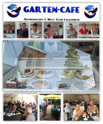 Kirmes Gartenkaffee 2014