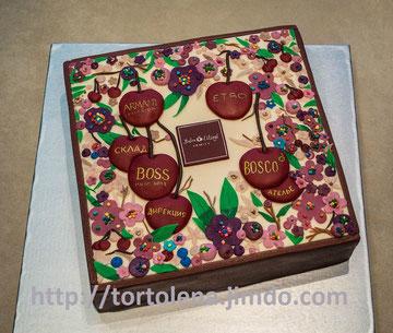 Торт Bosco