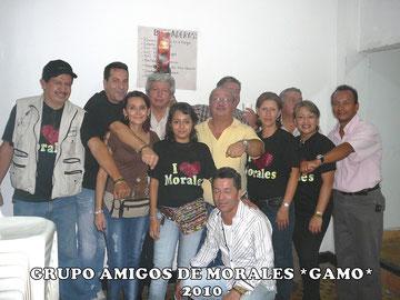 GRUPO *GAMO* 2010