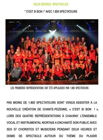 Nouvelle République - 12/11/2012