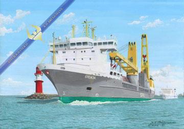 Heavy Lift Vessel Svenja, Klasse 183