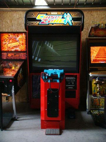 borne arcade crisis zone
