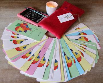 Oracle Mise en Lumière - Jeu de cartes - Pascale Lecoq