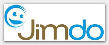 jimdo logo homepage baukasten system einfach schnell