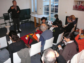 janvier 2011- Réunion de la FATP pour choisir le projet de coproduction - Photo ataojmc