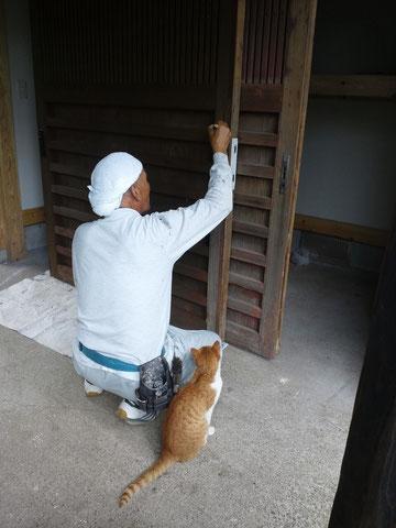熊本の外壁塗装中