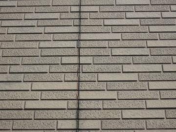 外壁コーキングの劣化