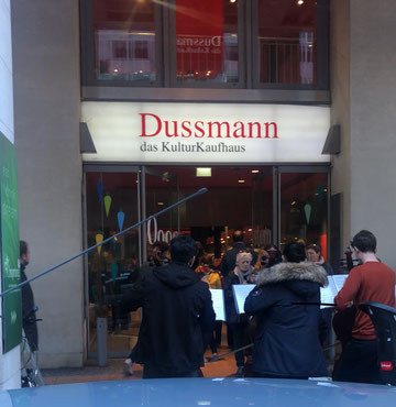 The Friendly Student Dussmann