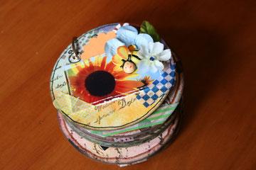Fotobüchlein mit den Farben von Viva Decor Paper Soft