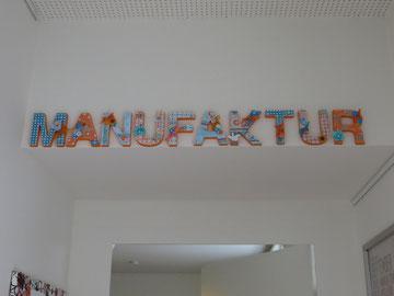Mein neuer Raum im Zytloos Creativ and Art Gallery Café
