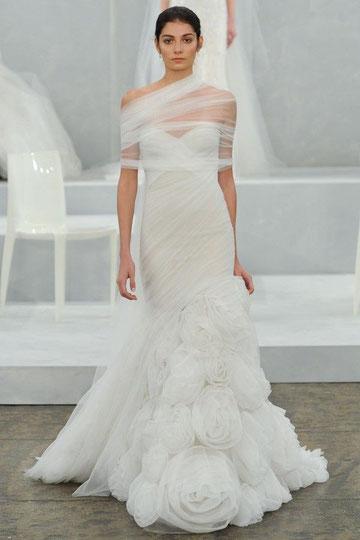 Robe de mariée Monique Lhuillier  2015