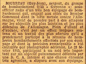 citation de Guy Bourreau