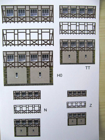 (c) W. Fehse - Fachwerksvarianten Stellwerk Waldheim