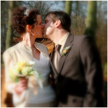 Hochzeit Sabrina und Christian am 27.11.2009