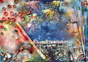 """Gaddi-Zago """"Happy new year"""" 2011"""