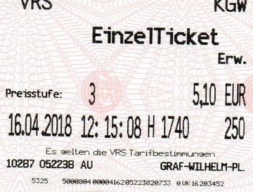einfach weiter ticket