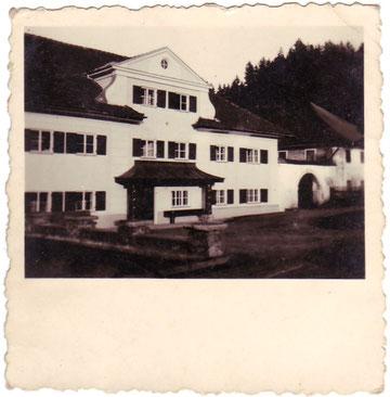Trenaumühle 1940