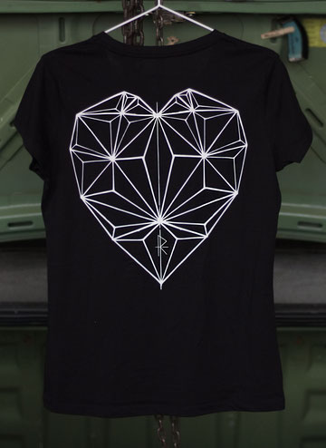 Heart - Frauen Shirt